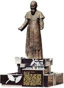Statue of Bishop Wenzao Lo