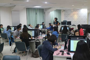Learning Resources Center in Southern Taiwan